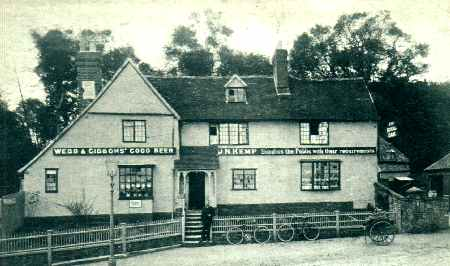 Royal Oak, Great Dunmow