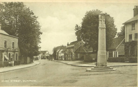 Great Dunmow War Memorial
