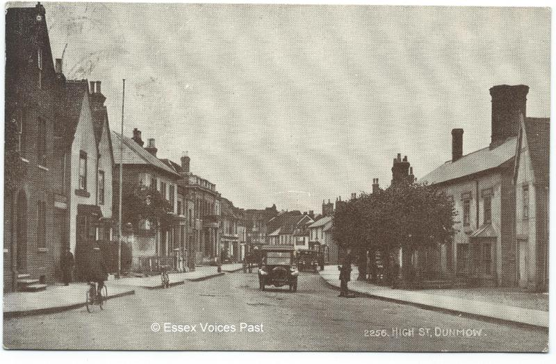 High Street, Great Dunmow
