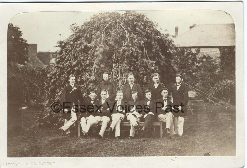 Victorian gentlemen of Great Dunmow