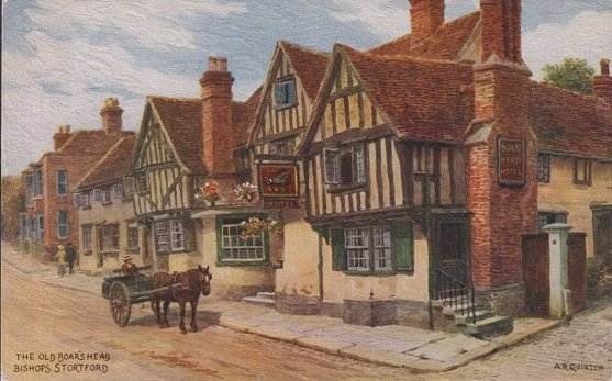 Bishops Stortford - The Old Boar's Head