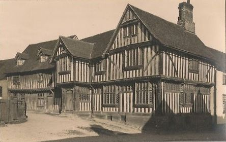 Lavenham, The Guildhall of Corpus Christi