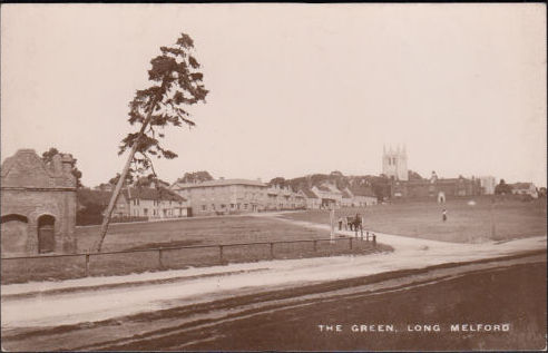 Long Melford, The Green