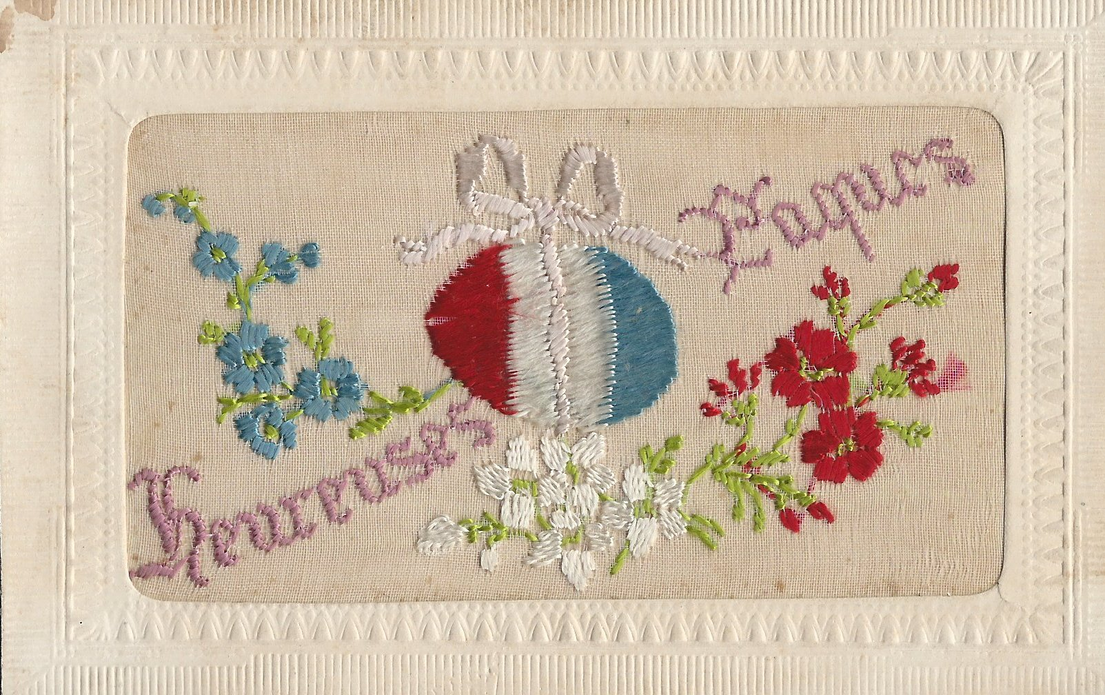 Easter 1916 - Postcard from the Front