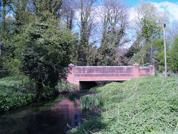 Bishop's Stortford - Trout Bridge - Gipsy Lane
