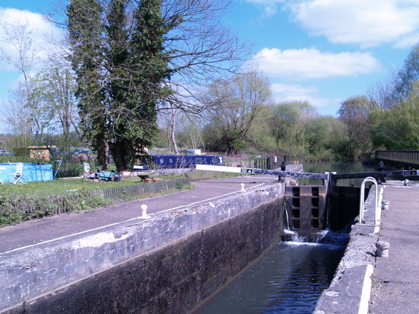 Bishop's Stortford - Twyford Lock