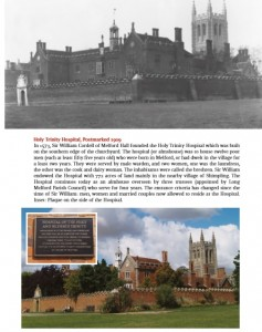 Sudbury, Long Melford and Lavenham Through Time Sample Page