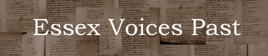 Essex Voices Past